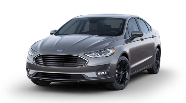 2019 Ford Fusion SE Sedan 3FA6P0HD5KR268998